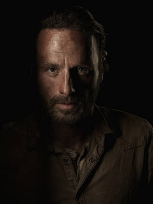 Has Rick Grimes Hung Up His Gun for Good? Andrew Lincoln Weighs In