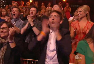 Darren Criss and Chris Colfer Both Brought Their Real-Life Loves to DWTS!