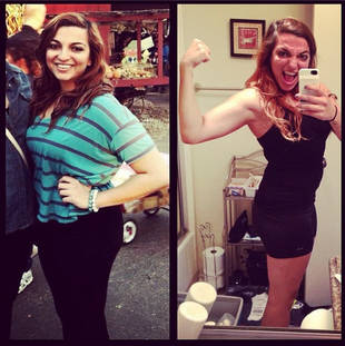 Glee Project Star Aylin Bayramoglu's Weight Loss: See Her Fit Figure!