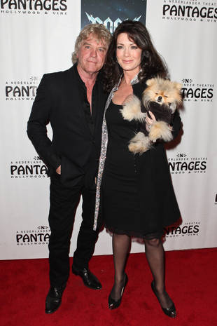 Lisa Vanderpump's Husband Ken Files Lawsuit, Claims He Was Attacked With Concrete Chipper