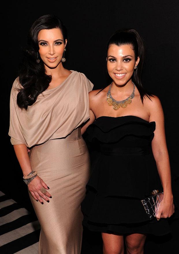 Did Kourtney Kardashian Call Kim a Bad Mom?