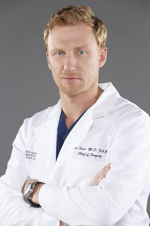 Grey's Anatomy Season 10 Spoilers: Kevin McKidd Tweets Episode 8 Sneak Peek! (PHOTO)