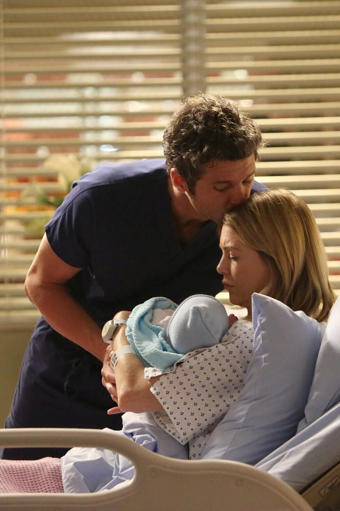 Grey's Anatomy Season 10: Ellen Pompeo and Patrick Dempsey Talk Leaving the Show