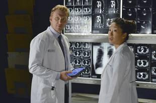 "Grey's Anatomy Recap: Season 10, Episode 3 — ""Everybody's Crying Mercy"""