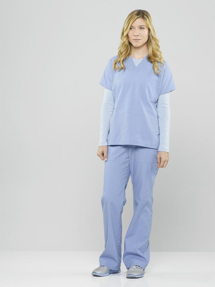 Grey's Anatomy's Tessa Ferrer Dissects Leah's Attraction to Arizona