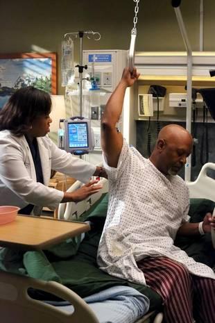 Grey's Anatomy 200th Episode Sneak Peek: Richard Gets Violent With Bailey! (VIDEO)