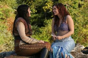 "Once Upon a Time's JoAnna Garcia Swisher: ""Ariel Gets Around"" in Many Realms — Exclusive"