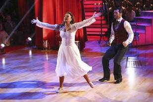 "Leah Remini: DWTS Isn't ""Just About the Dancing"""
