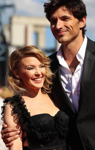 Kylie Minogue and Boyfriend Andres Velencoso Split