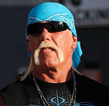 "Miley Cyrus ""Wrecking Ball"" Spoof: Hulk Hogan Wears a Man Thong (VIDEO)"
