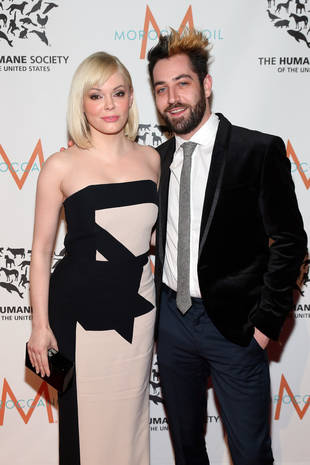 """Rose McGowan Is Married! Details on Her """"Magical"""" Wedding"""