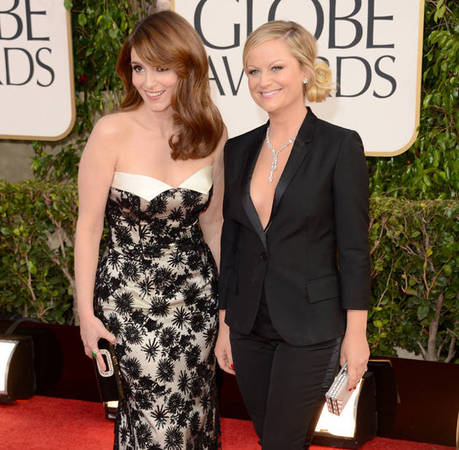 "Amy Poehler on Hosting Golden Globes: ""Like Fools, We Are Giving It Another Shot"""