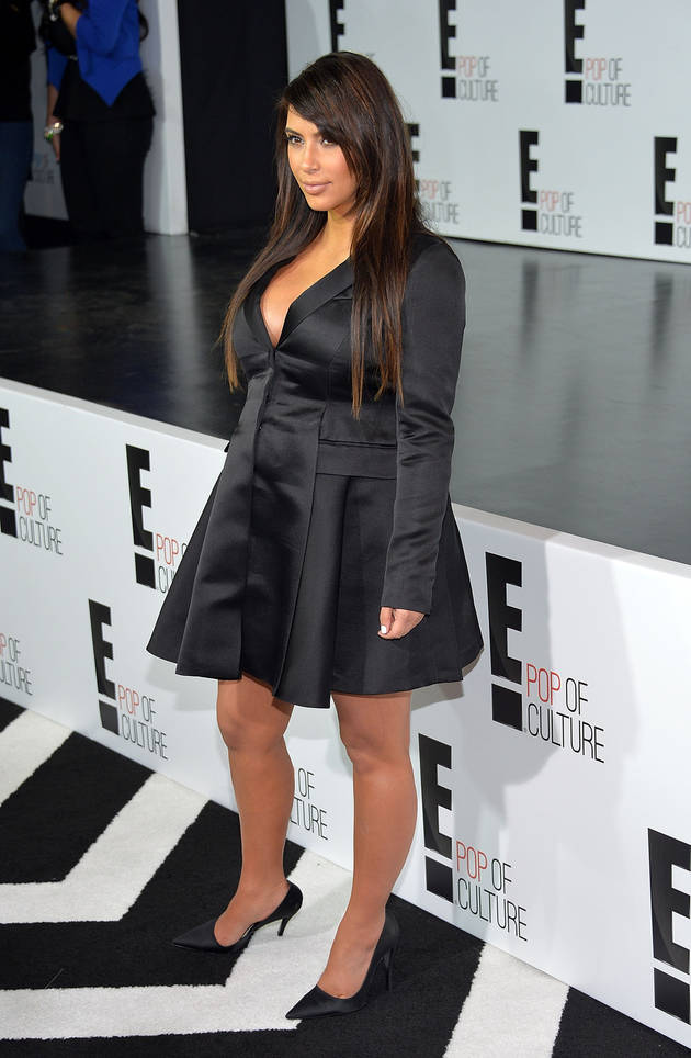 Kim Kardashian's Weight Loss Strategy — How She Lost 43 Pounds
