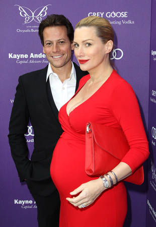 Vampire Diaries' Alice Evans Welcomes Second Daughter With Ioan Gruffudd!
