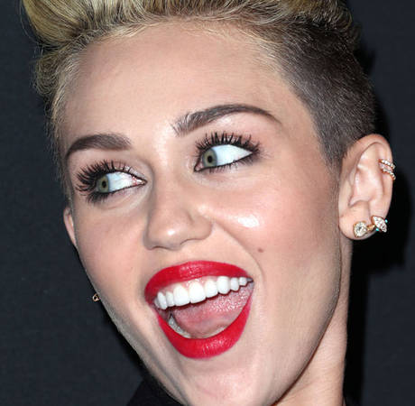 Miley Cyrus Mocks Hannah Montana in New Remix