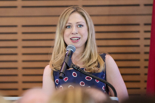 "Chelsea Clinton Reveals 2014 is ""The Year of the Baby,"" and Hillary Will Be Thrilled"