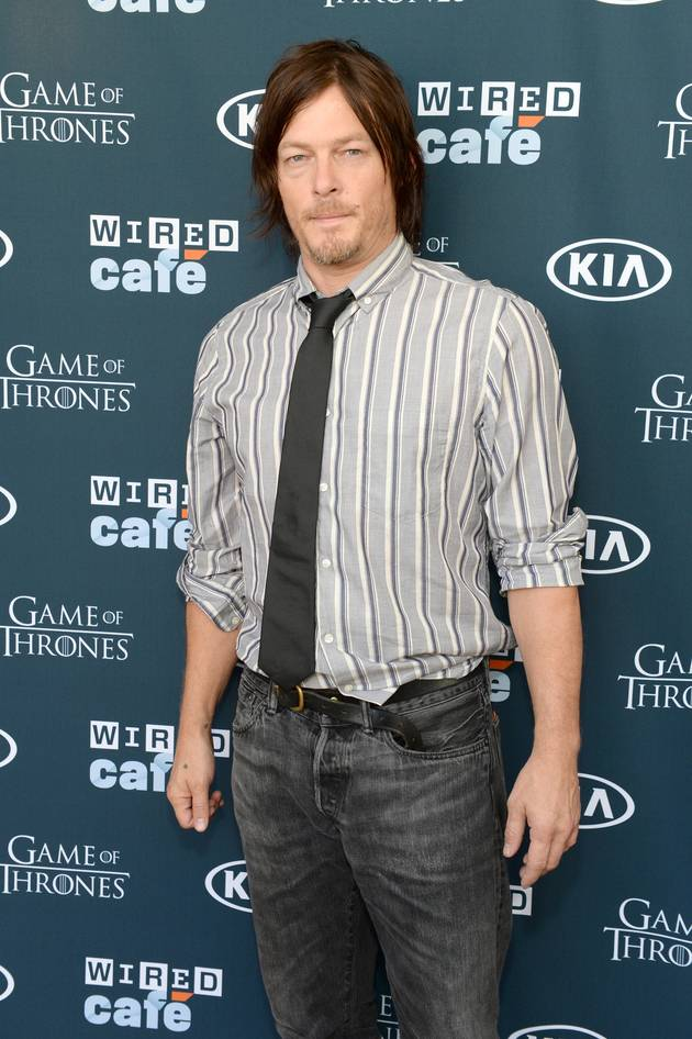 Norman Reedus Nabs New Agent — What Does This Mean For His Future on The Walking Dead?