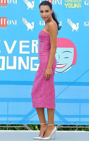 Naya Rivera Reacts to Glee Ending: We've Had a Good Run