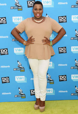 Glee's Unique, aka Alex Newell, Lands a Record Deal!