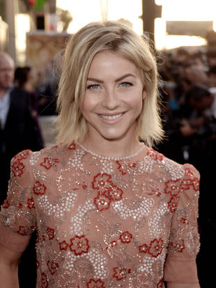 Julianne Hough Set to Star as Trapped Bride-to-Be in Horror Film, Curve