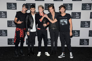 One Direction to Perform at the 2013 American Music Awards