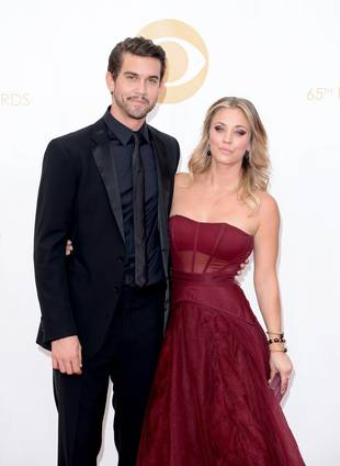 Kaley Cuoco Engaged to Ryan Sweeting  (UPDATE: She Knows It's Crazy!)