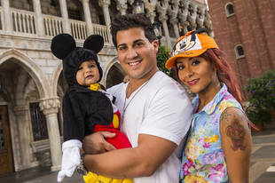 Snooki Reveals Her Dream Play Date for Lorenzo — North West!