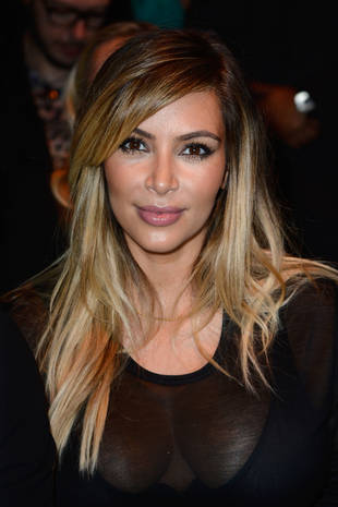 """Kim Kardashian Addresses Weight: """"It's Just About Staying Healthy — It Will Come Off"""""""