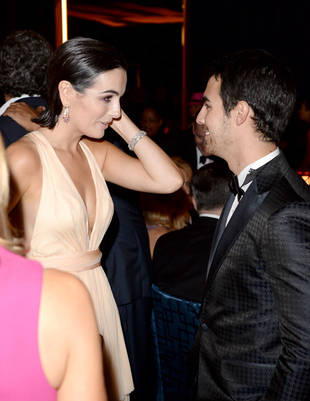 Joe Jonas Reunites With Ex-Girlfriend Camilla Belle Amid Jonas Brothers Rift