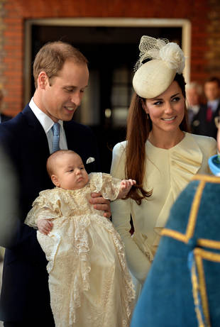 Kate Middleton and Prince William: Over $2,000 for George's Baby Stroller!