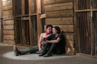 The Walking Dead Season 4 Spoilers: Bad News For Glenn Rhee and Maggie Greene's Wedding? (VIDEO)