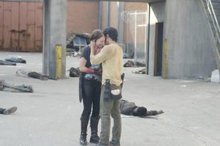 Will Glenn Rhee and Maggie Greene Shave Their Heads on The Walking Dead Season 4?