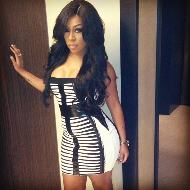 K. Michelle on Love and Hip Hop: I Kept the Drama Down to Protect My Brand
