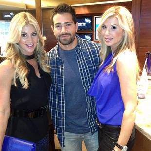 Alexis Bellino Hangs Out With Studly Desperate Housewives Star Jesse Metcalfe (PHOTO)