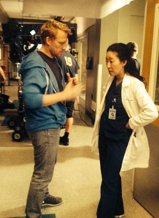 Grey's Anatomy Season 10 Spoilers: Cristina and Owen Moving On in 200th Episode