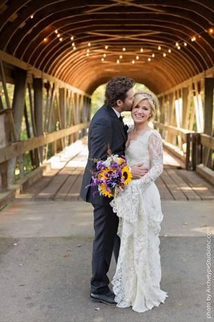 Kelly Clarkson Marries Brandon Blackstock — See Their Wedding Photos!