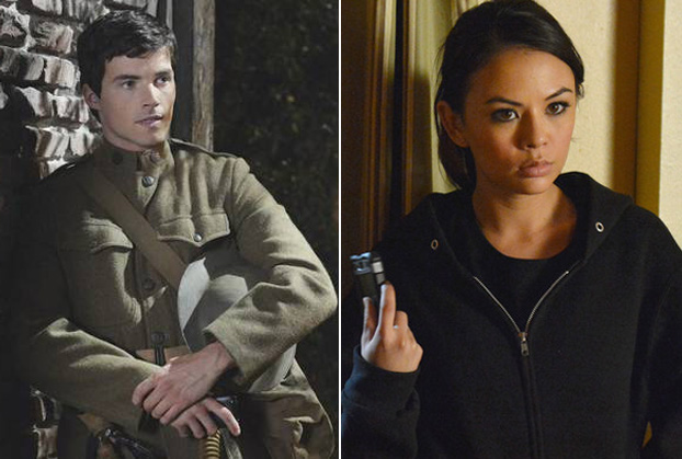 "Pretty Little Liars Spoilers: Mona and Ezra Become ""Strange Bedfellows"""
