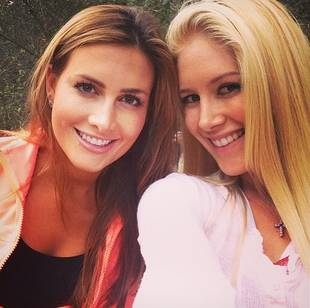 The Hills Reunion! Heidi Montag Hangs Out With THIS Co-Star (PHOTO)