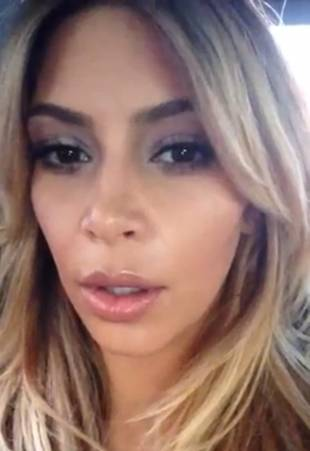 Kim Kardashian Turns the Tables on the Paparazzi! (VIDEO)