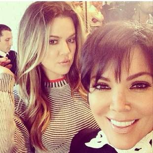 "Khloe Kardashian Calls Kris Jenner a ""B*tch"" For Stealing Her Scene (VIDEO)"
