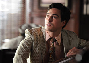 Mad Men's Ben Feldman Is Married! Details on Barn Wedding