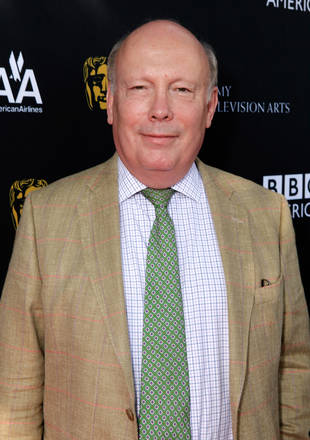 Julian Fellowes Hired Bodyguards After [Spoiler]'s Downton Abbey Death