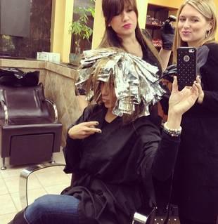 Melissa Gorga Goes Blonder — See Her New 'Do! (PHOTOS)