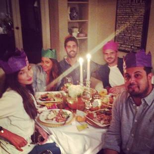 Shay Mitchell and Boyfriend Ryan Silverstein Celebrate Canadian Thanksgiving (PHOTO)