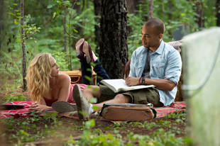 The Vampire Diaries: Kendrick Sampson on Jesse's Intentions and Sexy Study Dates With Caroline — Exclusive!