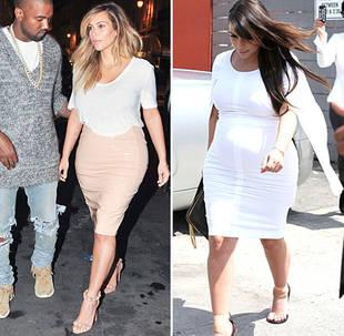 Kim Kardashian's Slim Post-Baby Body in Paris — She's Changed So Much!