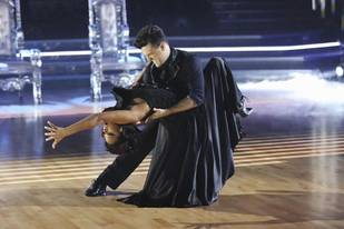Dancing With the Stars 2013: Christina Milian and Mark Ballas's Week 4 Foxtrot (VIDEO)