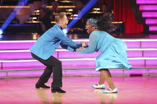 Dancing With the Stars 2013: Amber Riley and Derek Hough's Week 3 Charleston (VIDEO)