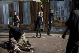 The Walking Dead Season 4 Spoilers: Everyone Is Sick Except For…