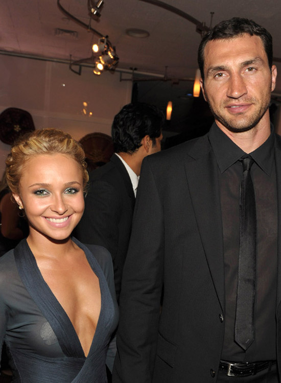 """Hayden Panettiere Dishes on Engagement Ring, """"Romantic"""" Proposal, Environment Award"""